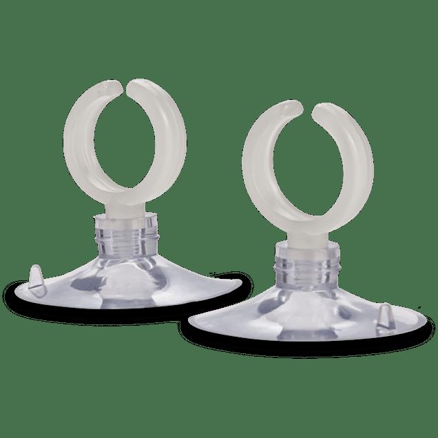 Imagitarium Aquarium Suction Cups, 2 Pack - Carousel image #1