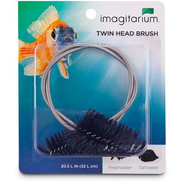 "Imagitarium Flexible Twin Head Brush, 20.5"" - Carousel image #1"