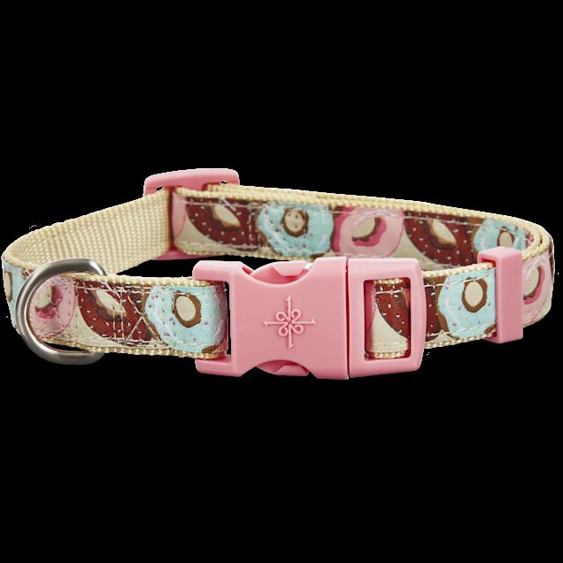 Good2Go Donut Print Dog Collar, Large - Carousel image #1