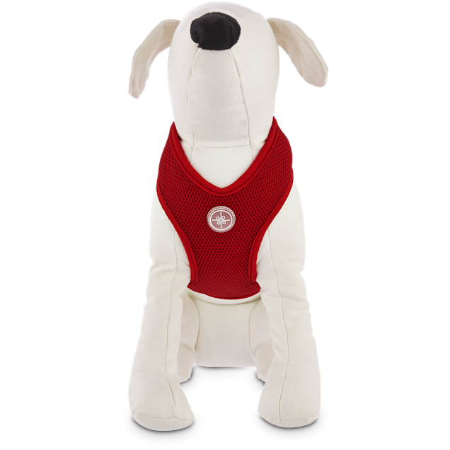 Good2Go Red Mesh Dog Harness, Large - Carousel image #1