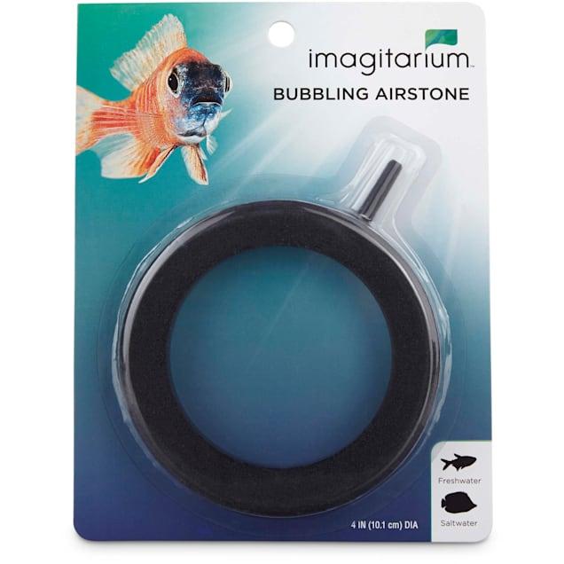 "Imagitarium Bubbling Ring Airstone, 4"" DIA - Carousel image #1"