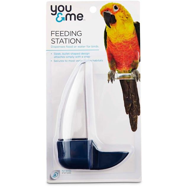 You & Me Bullet Bird Feeding Station, Medium - Carousel image #1