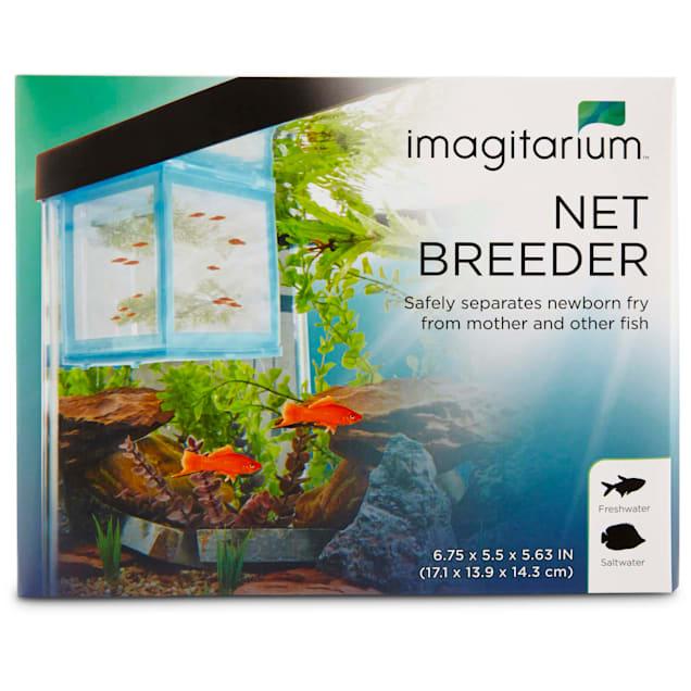 """Imagitarium Aquarium Net Breeder, 6.75"""" x 5.5"""" x 5.63"""" - Carousel image #1"""