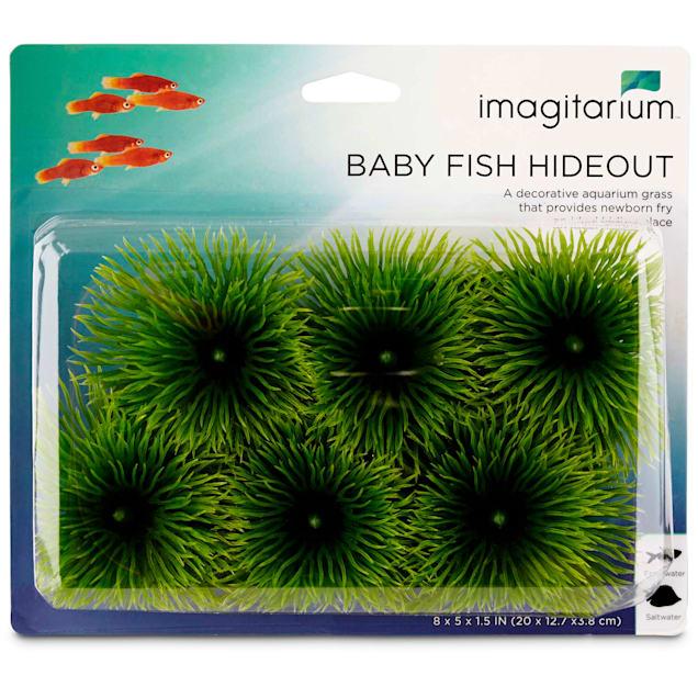 "Imagitarium Baby Fish Hideout, 8"" x 5"" x 1.5"" - Carousel image #1"