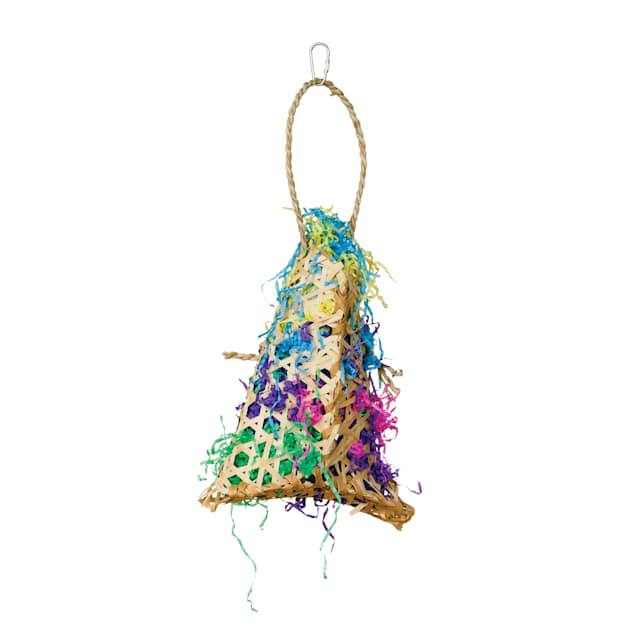 Prevue Pet Products Calypso Creations Fiesta Handbag Bird Toy - Carousel image #1