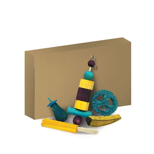 Kaytee Hamster/Gerbil Chew & Toy Box - Carousel image #1