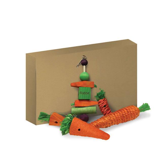 Kaytee Rabbit Chew & Toy Box - Carousel image #1