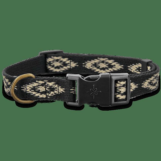 Good2Go Black Aztec Dog Collar, Large - Carousel image #1