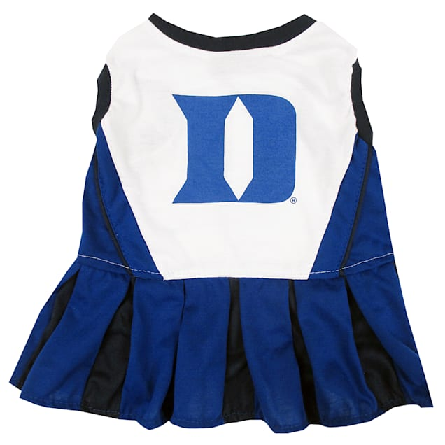 Pets First Duke Blue Devils Cheerleading Outfit, X-Small - Carousel image #1