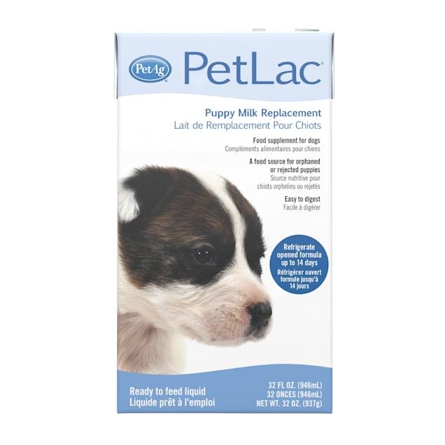 PetAg PetLac Puppy Liquid Milk Replacement, 32 fl. oz. - Carousel image #1