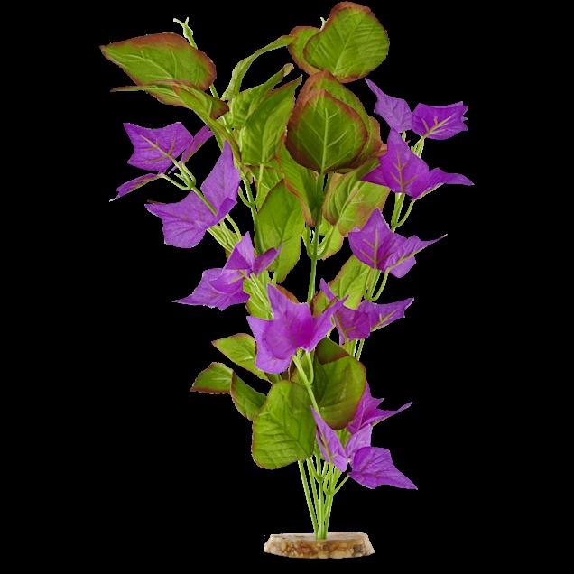 Imagitarium Green Cluster Silk Aquarium Plant - Carousel image #1