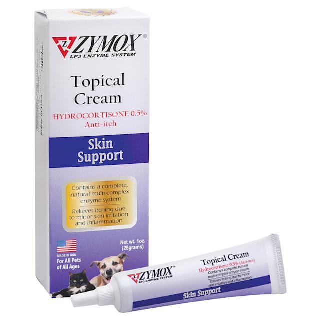 ZYMOX Hydrocortison Cream, 1oz - Carousel image #1