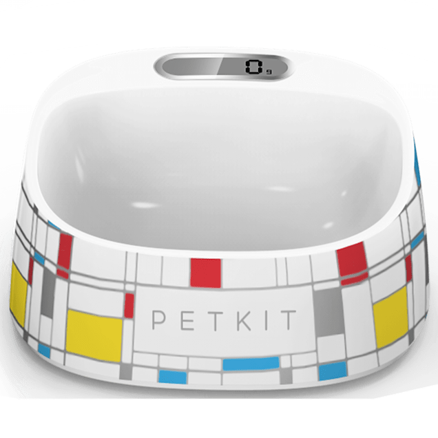 PetKit FRESH Smart Digital Feeding Pet Bowl - Bricks - Carousel image #1