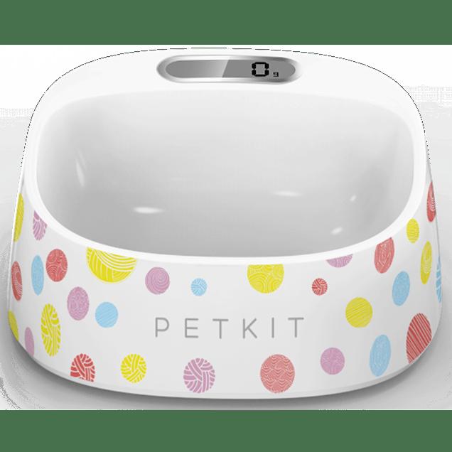 PetKit FRESH Smart Digital Feeding Pet Bowl - Yarn Balls - Carousel image #1