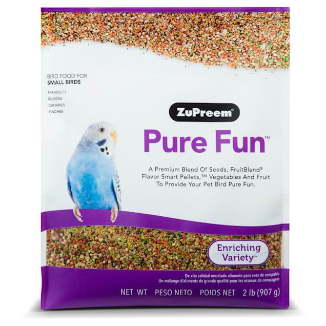 ZuPreem Pure Fun Bird Food for Small Birds, 2 lbs. - Carousel image #1