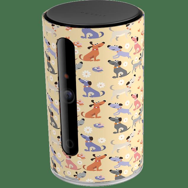 PetKit Yellow Smart WiFi Video Monitor - Carousel image #1