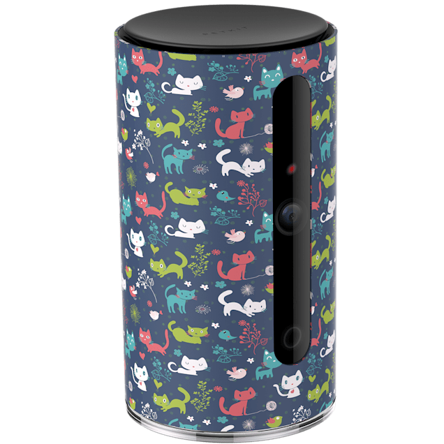 PetKit Smart WiFi Video Monitor - Blue - Carousel image #1