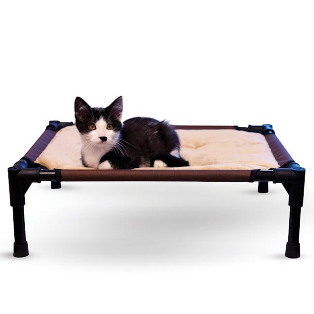 "K&H Brown Comfy Pet Cot, 22"" L x 17"" W - Carousel image #1"