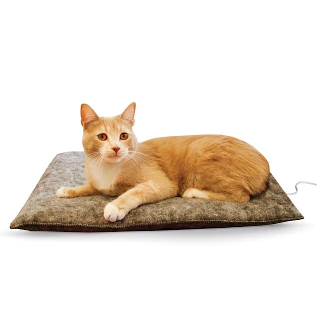 "K&H Gray Amazin' Thermo Cat Pad, 15"" L x 20"" W - Carousel image #1"