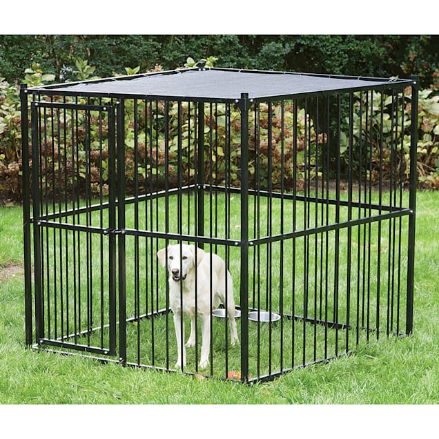 FenceMaster Laurelview Dog Kennel - Carousel image #1