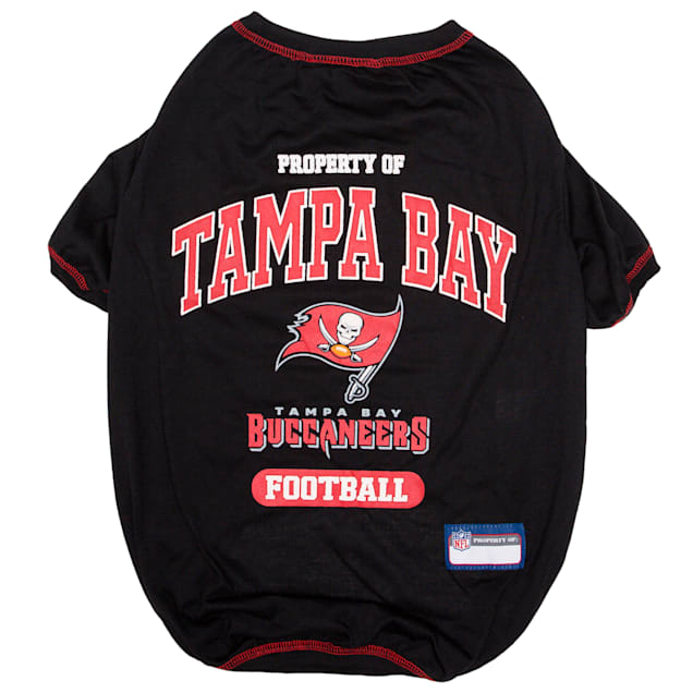 Pets First Tampa Bay Buccaneers Dog T-Shirt, X-Small - Carousel image #1