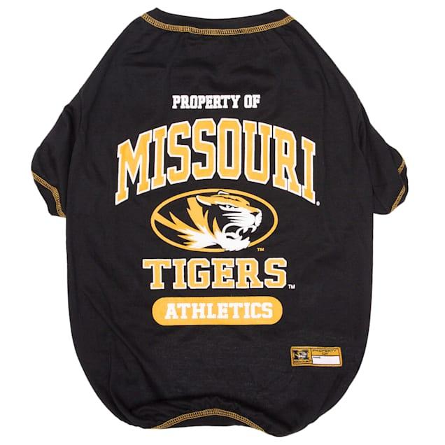 Pets First Missouri Tigers Dog T-Shirt, X-Large - Carousel image #1