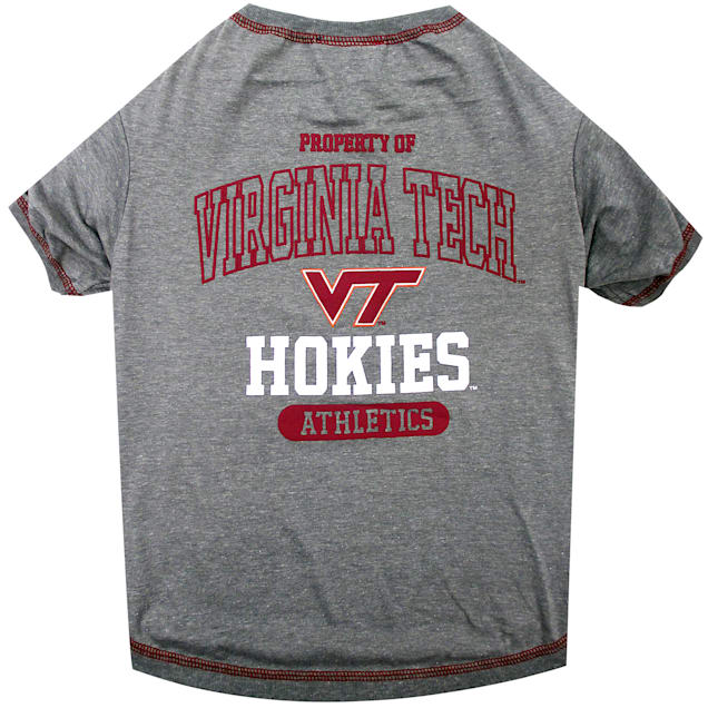 Pets First Virginia Tech Hokies Dog T-Shirt, X-Large - Carousel image #1