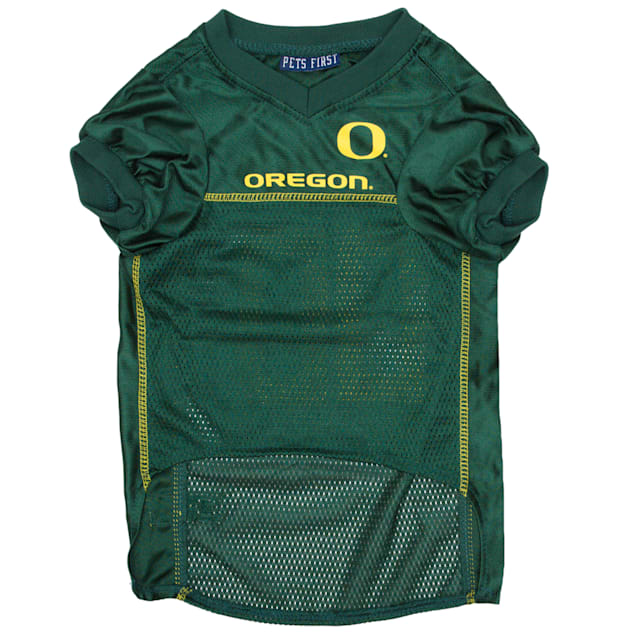 Pets First Oregon Ducks NCAA Mesh Jersey For Dogs, X-Small - Carousel image #1