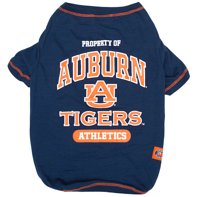 Pets First Auburn Tigers NCAA T-Shirt For Dogs, X-Small - Carousel image #1