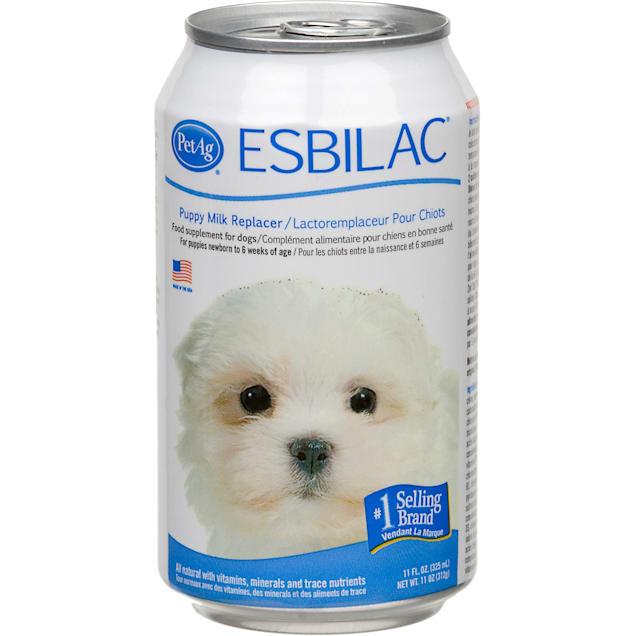 PetAg Esbilac Puppy Milk Replacer Liquid, 11oz - Carousel image #1