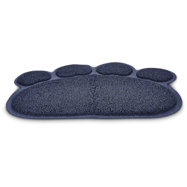 So Phresh Paw Shape Cat Litter Trapper Mat, Medium - Carousel image #1