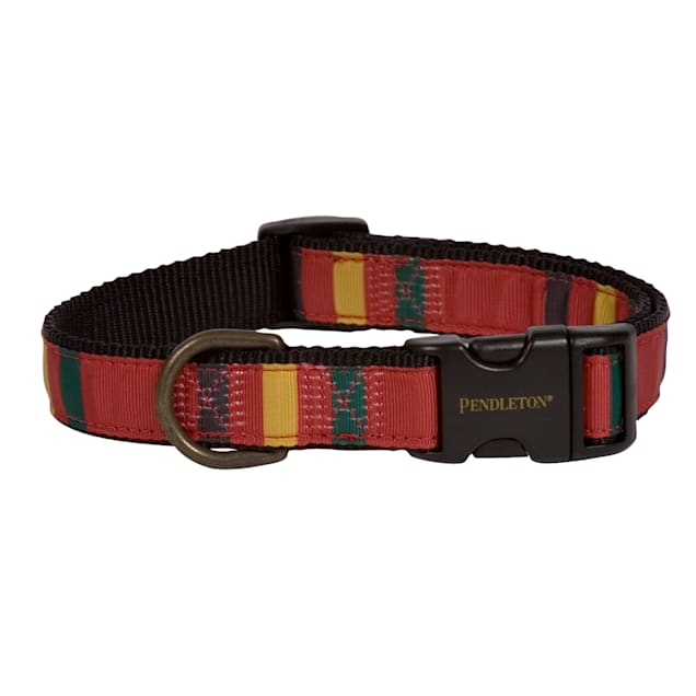 Pendleton Rainier National Park Hiker Dog Collar, Large - Carousel image #1