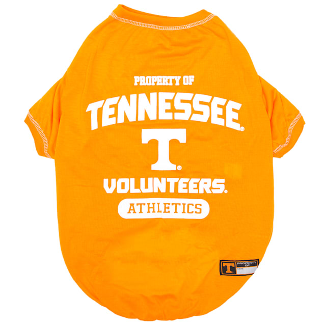 Pets First Tennessee Volunteers NCAA T-Shirt for Dogs, X-Small - Carousel image #1