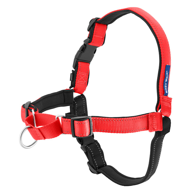 Petsafe Deluxe Easy Walk Harness in Rose, Large - Carousel image #1