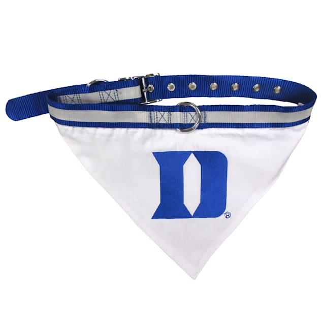 Pets First Duke Blue Devils NCAA Dog Collar Bandana, Small - Carousel image #1