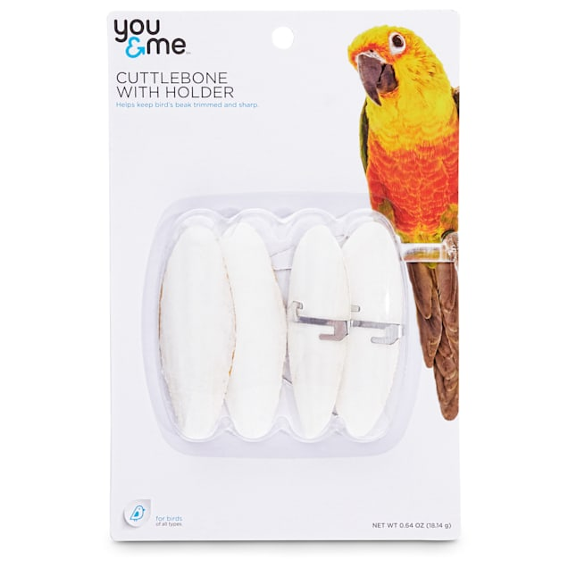 You & Me Cuttlebones for Birds, Pack of 4 - Carousel image #1