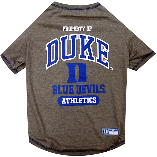 Pets First Duke Blue Devils NCAA T-Shirt for Dogs, X-Small - Carousel image #1