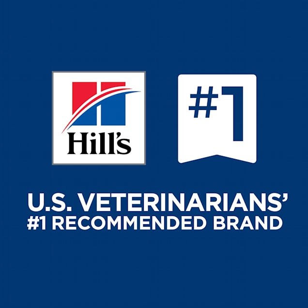 Hill's Prescription Diet i/d Low Fat Digestive Care Rice, Vegetable & Chicken Stew Canned Dog Food, 12.5 oz., Case of 12 - Carousel image #1