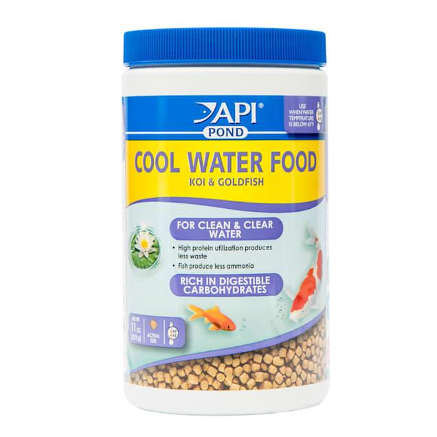 API Cold Water Pond Wet Fish Food, 11 oz. - Carousel image #1