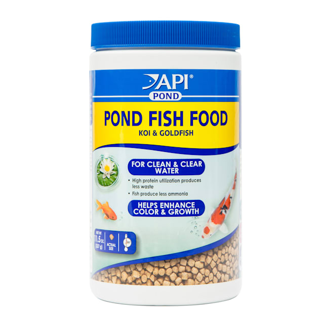 API Pond Wet Fish Food, 11.5 oz. - Carousel image #1