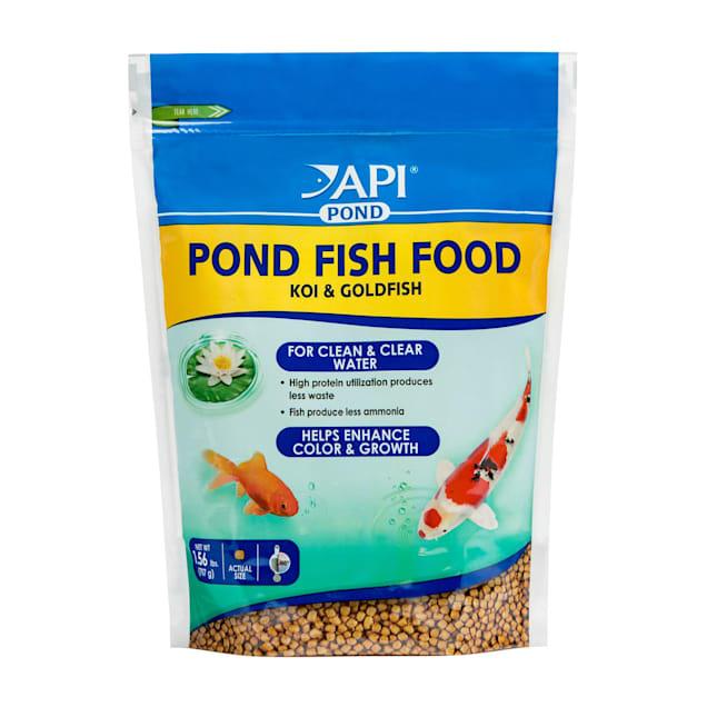 API Pond Fish Food, 1.56 lbs. - Carousel image #1