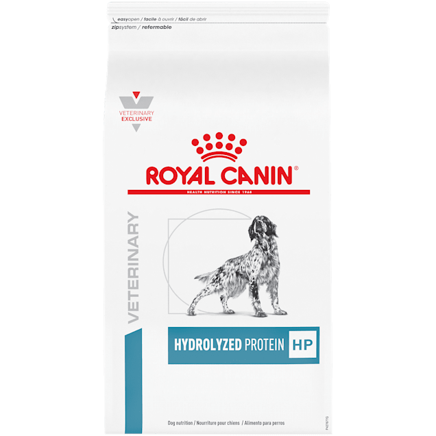 Royal Canin Veterinary Diet Canine Hydrolyzed Protein Adult HP Dry Dog Food, 25.3 lbs. - Carousel image #1