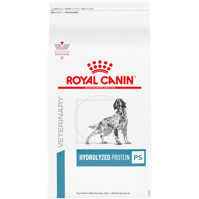 Royal Canin Veterinary Diet Canine Hydrolyzed Protein PS Dry Dog Food, 24.2 lbs. - Carousel image #1