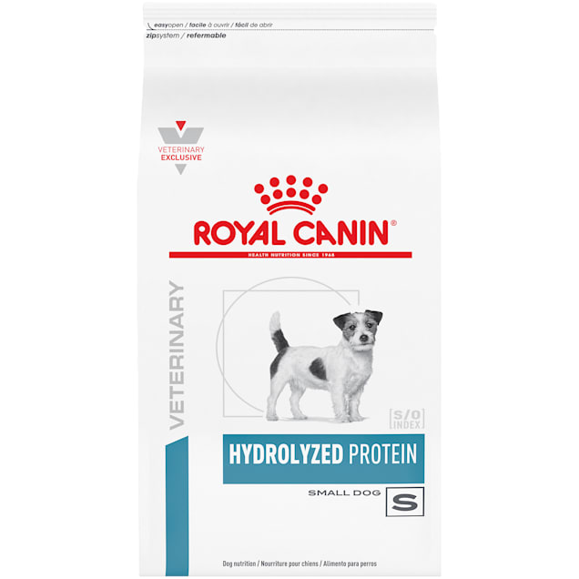 Royal Canin Veterinary Diet Canine Hydrolyzed Protein Small Dog Dry Dog Food, 8.8 lbs. - Carousel image #1