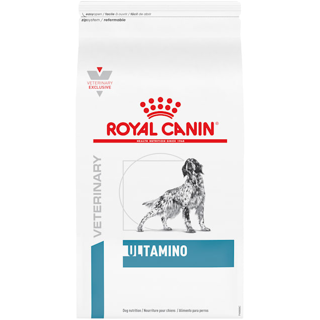 Royal Canin Veterinary Diet Canine Ultamino Dry Dog Food, 19.8 lbs. - Carousel image #1