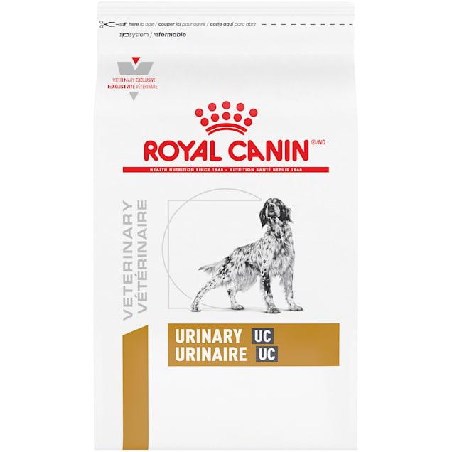 Royal Canin Veterinary Diet Canine Urinary UC Low Purine Dry Dog Food, 18 lbs. - Carousel image #1