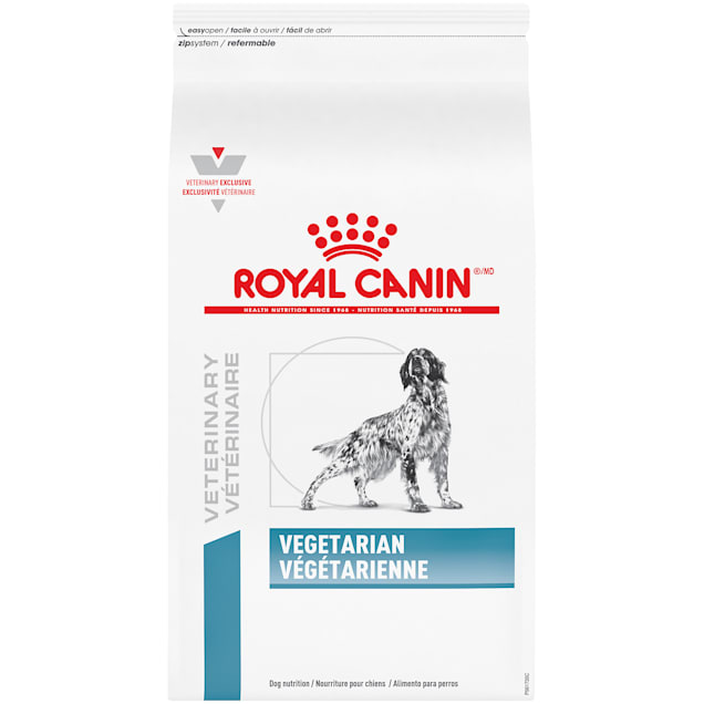 Royal Canin Veterinary Diet Canine Vegetarian Dry Dog Food, 17.6 lbs. - Carousel image #1
