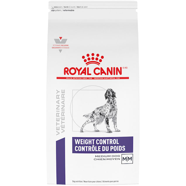 Royal Canin Veterinary Diet Nutrition Canine Weight Control Dry Dog Food, 17.6 lbs. - Carousel image #1