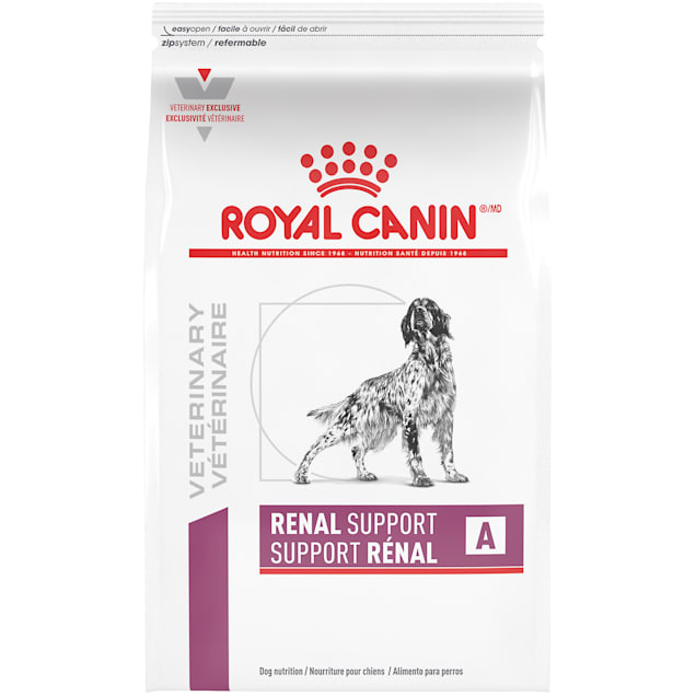 Royal Canin Veterinary Diet Renal Support A (Aromatic) Dry Dog Food, 17.6 lbs. - Carousel image #1