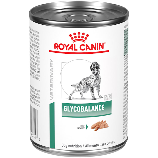 Royal Canin Veterinary Diet Glycobalance Loaf in Gel Wet Dog Food, 13.4 oz., Case of 24 - Carousel image #1